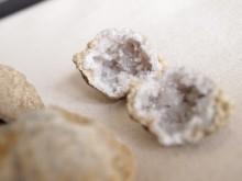 ジオード水晶 原石 水晶
