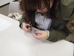天然石 ブレスレット 教室 松江