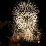 玉造温泉でとんぼ玉を作り体験!&松江水郷祭 花火見てきました!