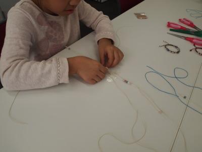 手作り 教室 ブレスレット